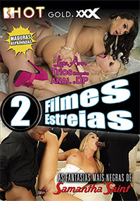 Lisa Ann: TRIOS + As fantasias mais negras de Samantha Saint