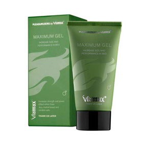 VIAMAX MAXIMUM GEL (50 ml)