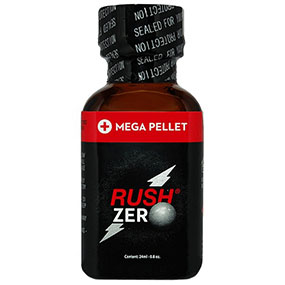 *** ESGOTADO *** - RUSH ZERO (24ML)