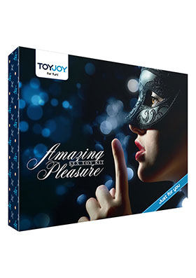 TOYJOY - AMAZING PLEASURE SEX TOY KIT