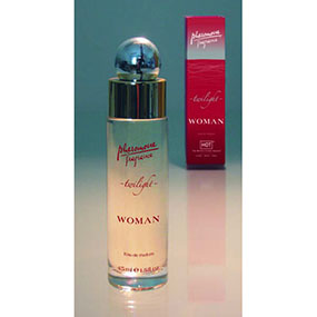 *** ESGOTADO *** - HOT WOMAN PHEROMONE PARFUM - TWILIGHT