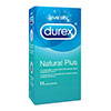 PRESERVATIVOS DUREX NATURAL PLUS (12 UN)