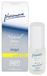 HOT MAN PHEROMONE - natural spray extra strong