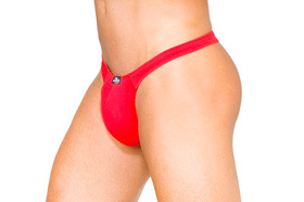 ALTER MILI STRING SWIMMER RED