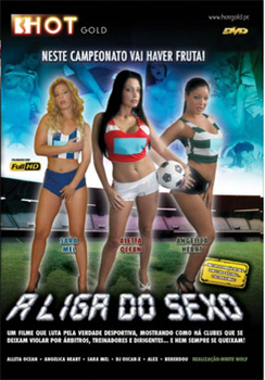 *** ESGOTADO *** - A Liga Do Sexo