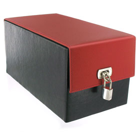 *** ESGOTADO *** - DEVINE TOY BOX RED