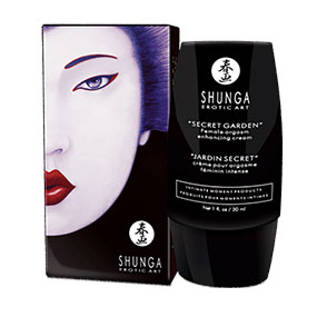 SHUNGA SECRET GARDEN GEL (30 ML)