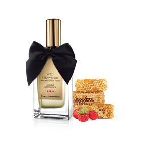 ÓLEO DE MASSAGEM BIJOUX WILD STRAWBERRY(100 ML)