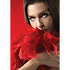 *** ESGOTADO *** - CACHECOL OUCH! SEDUCTIVE FEATHER BOA