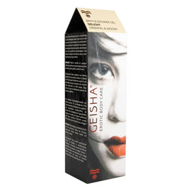*** ESGOTADO *** - BATH & SHOWER GEL GEISHA DELIGHT (250 ML)